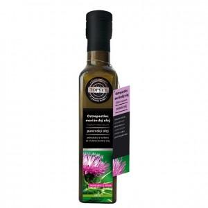 Ostropestřec marijánský - olej 250ml