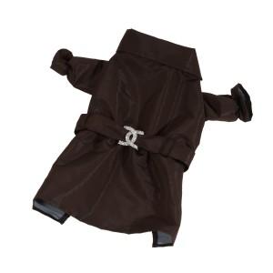 Nepromokavý kabátek se sponou