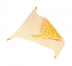 Hamaka De Luxe - žlutá