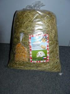Seno farmářské s bylinkou  - 1kg