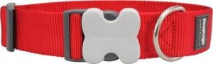 Jednobarevný obojek Short 37- 55cm x 40mm