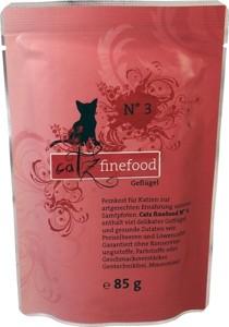 Catz finefood -s drůbežím masem 85g