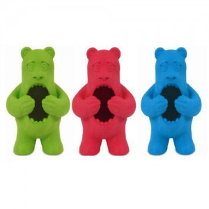Medvěd na pamlsky
