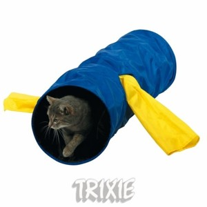 Nylonový tunel s rukávy