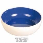 Keramická miska modrá glazura