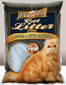 Princess Clumping Elite Super Fine