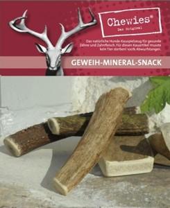 Chewies - jelení paroží - Small 1ks
